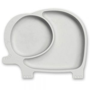 Animal toddler suction plate