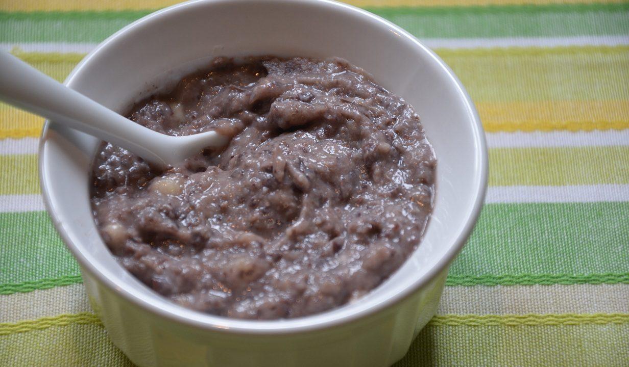 Black Bean and Banana Baby Food Recipe